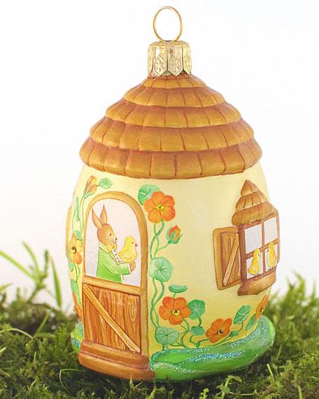 Patricia Breen Design Group Kensington Cottage Nasturtium Egg