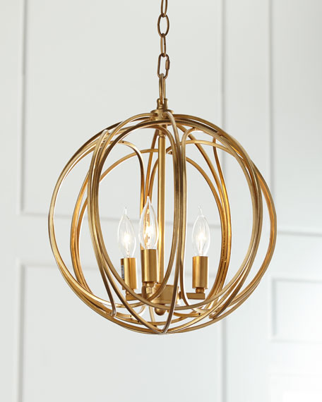 Regina Andrew Design Ofelia Pendant Lights & Matching