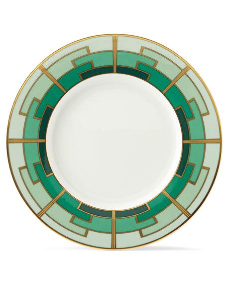 Emerald Dessert Plate