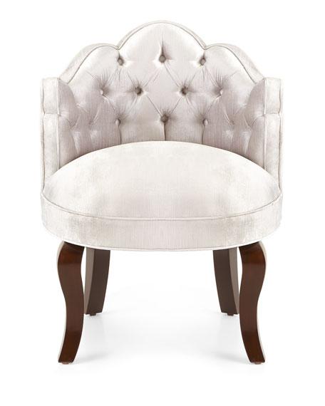 vanity chair. Princess Vanity Chair Haute House