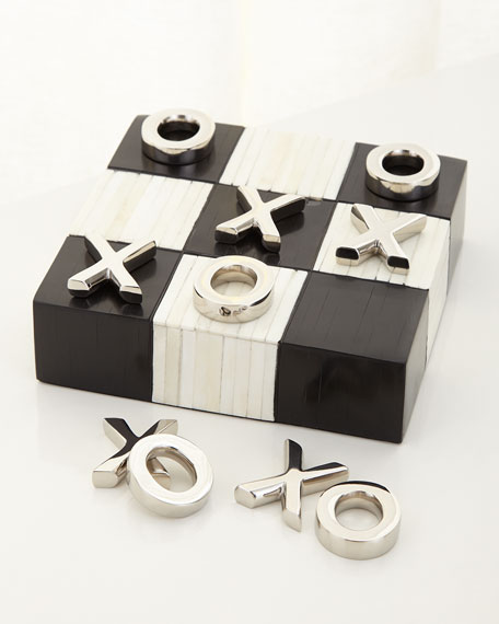 Regina-Andrew Design Tic Tac Toe - Flat with