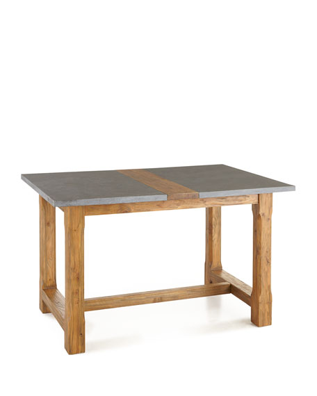 Eton Mist Farmhouse Pub Table