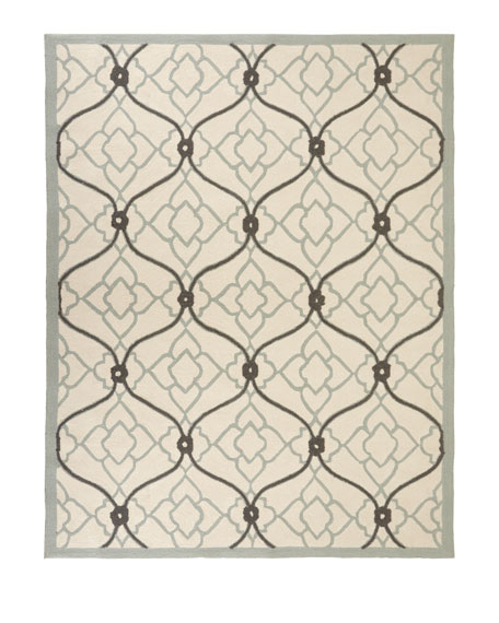Truly Divine Outdoor Rug, 5' x 7'6""