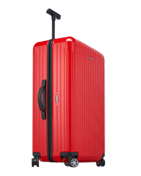 "Guards Red Salsa Air 29"" Multiwheel Luggage"