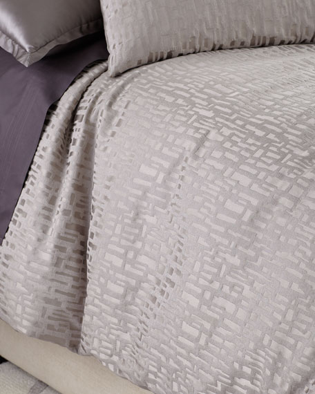 Donna Karan Home Full/Queen Fuse Duvet Cover
