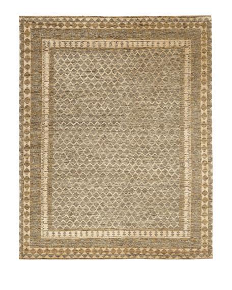 Birand Oushak Rug, 4' x 6'