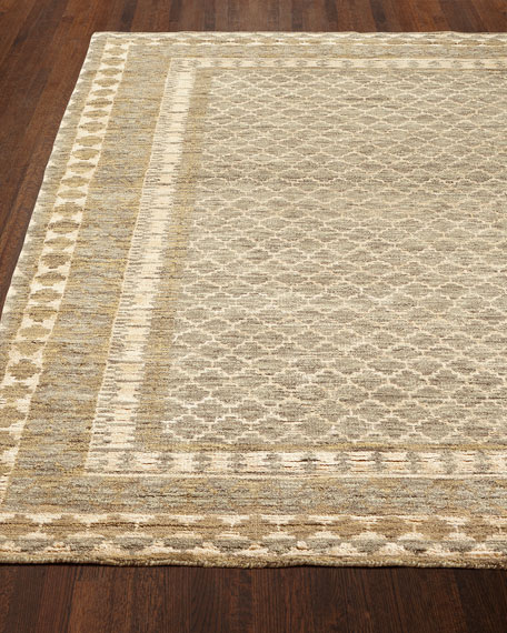 Birand Oushak Rug & Matching Items