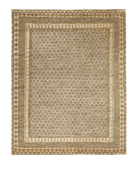 Birand Oushak Rug, 9' x 12'