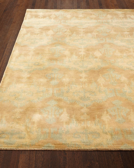 Byers Ikat Rug & Matching Items