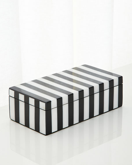 Stripe Desk Accessories