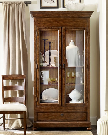 Quick Look Hooker Furniture Cecile Display Cabinet