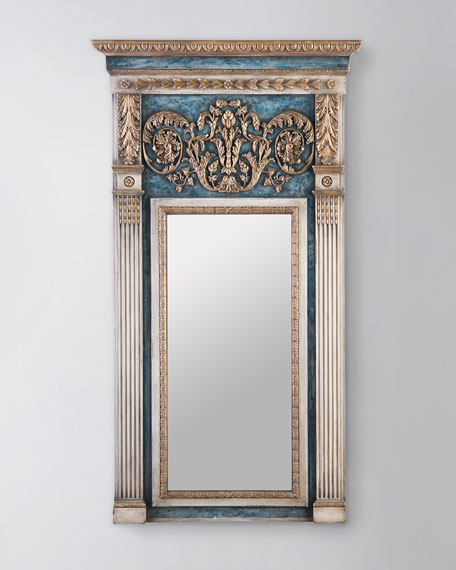John-Richard Collection Chateau Mirror