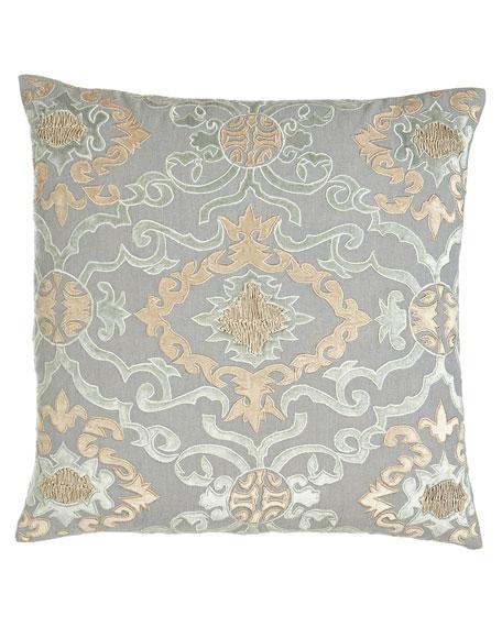 Valencia Applique Pillow