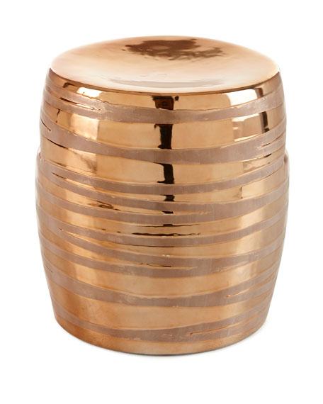 sc 1 st  Neiman Marcus & Copper Metallic Garden Stool islam-shia.org