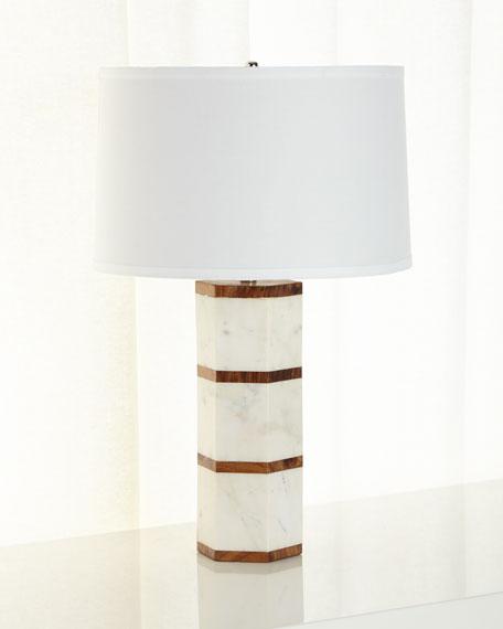 Alysander Hexagonal Lamp