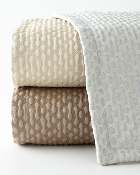 Dian Austin Couture Home King Belleme Coverlet