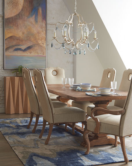 Heatley Pedestal Table
