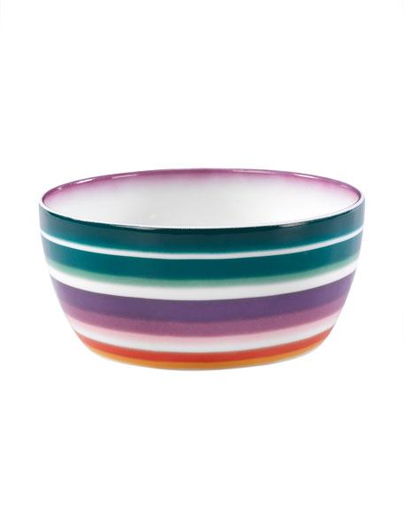 Zigzag Large Fruit Bowl