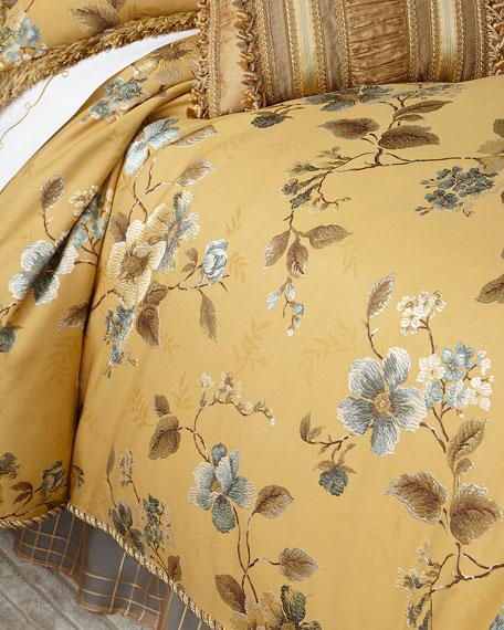 Sweet Dreams Queen Montiverde Floral Duvet Cover