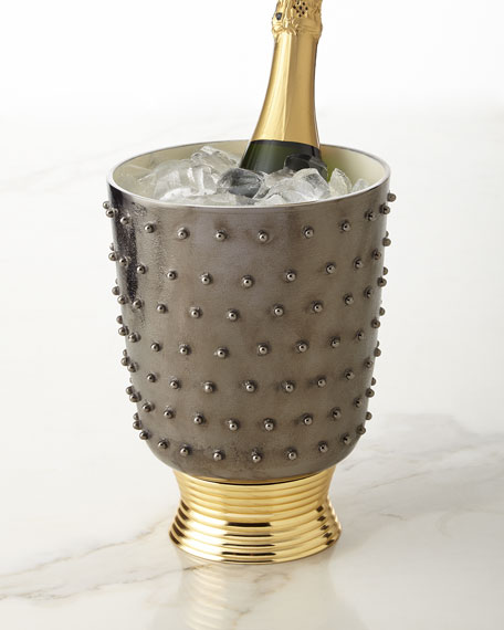Nima Oberoi Lunares Djembe Champagne Cooler