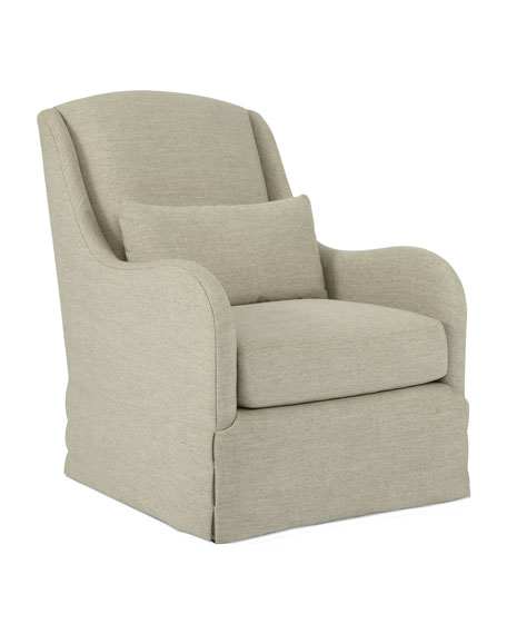 Sara Linen Chair