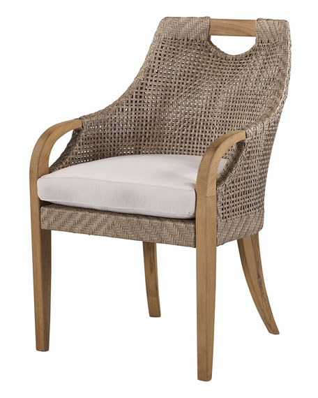 Edgewood Outdoor Dining Armchair