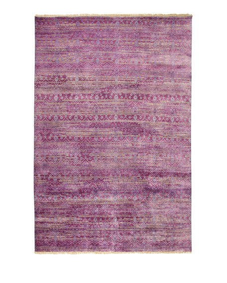 """Mulberry Rug, 8'6"""" x 11'6"""""""