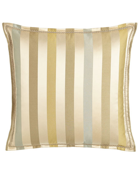 Dian Austin Villa European Normandy Stripe Sham