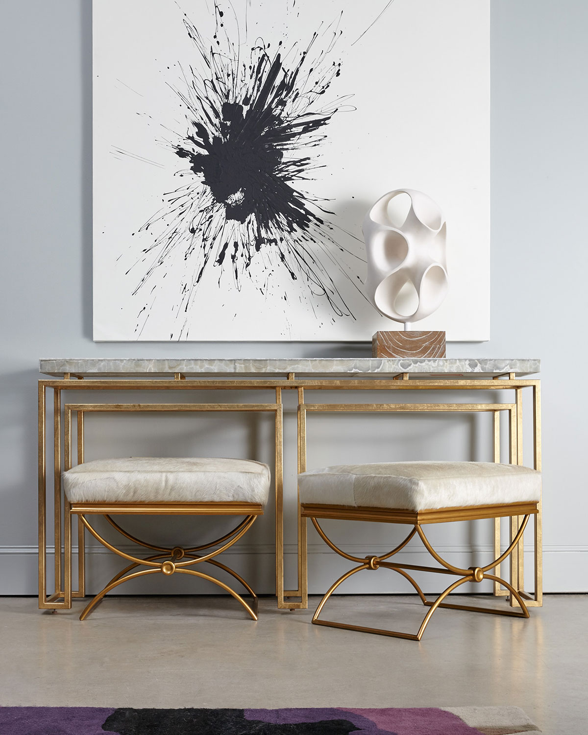 Excellent Cynthia Rowley for Hooker Furniture Serendipity Console | Neiman  EE94