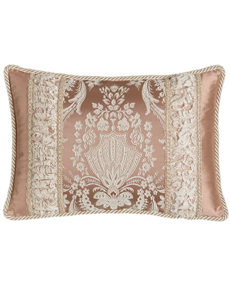 Sweet Dreams Jessamine Pieced Pillow, 20