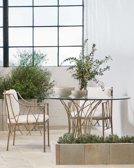 Bodega Outdoor Dining Table Base