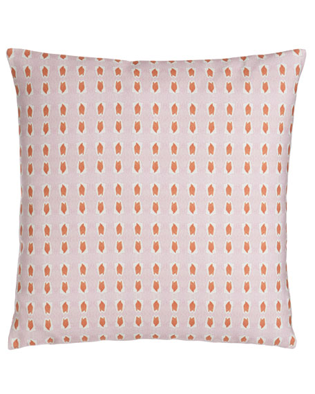 "Picos Pillow, 20""Sq."