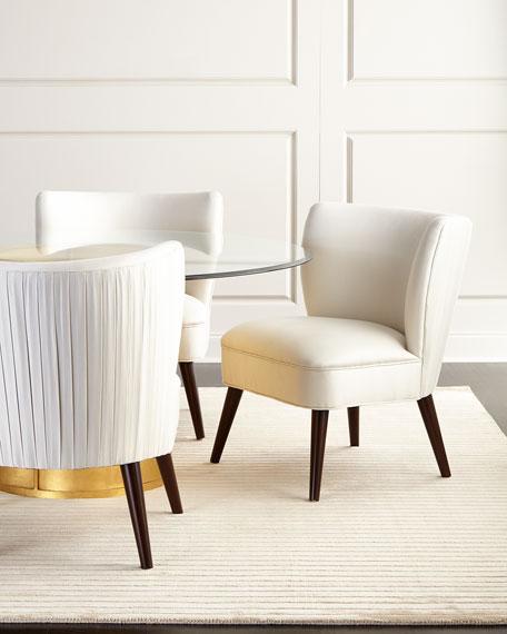 Gemma Pleated Dining Chair
