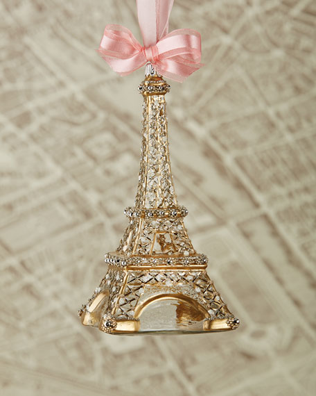 Eiffel Tower Christmas Ornament Neiman Marcus