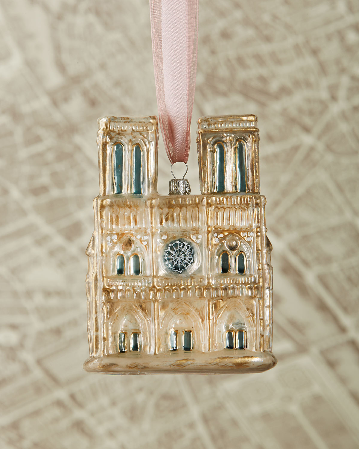 Cathedrale Notre Dame Christmas Ornament | Neiman Marcus