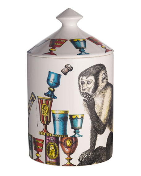 Fornasetti Scimmie Scented Candle
