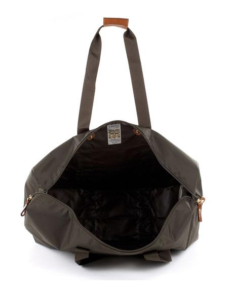 """Olive X-Bag 18"""" Folding Duffel"""