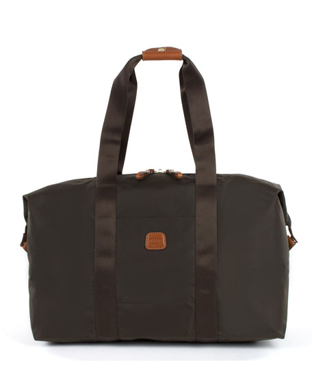 "Olive X-Bag 18"" Folding Duffel Luggage"