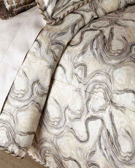 Dian Austin Couture HomeQueen Driftwood Duvet Cover