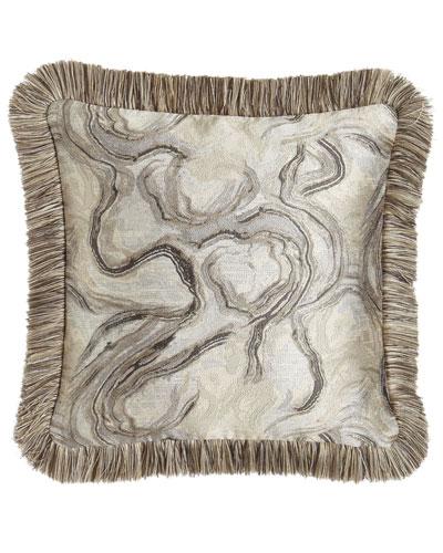 Driftwood Reversible Pillow, 18