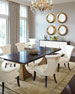 Paltrow Double Pedestal Table