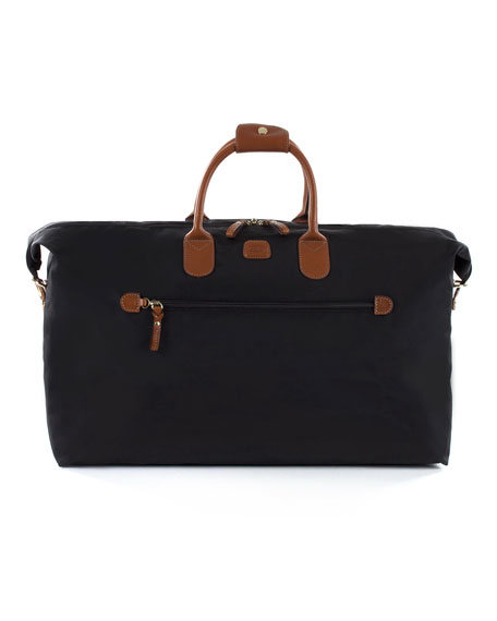 "Black X-Bag 22"" Deluxe Duffel"