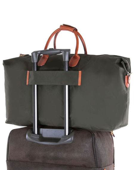 """Olive X-Bag 22"""" Deluxe Duffel Luggage"""