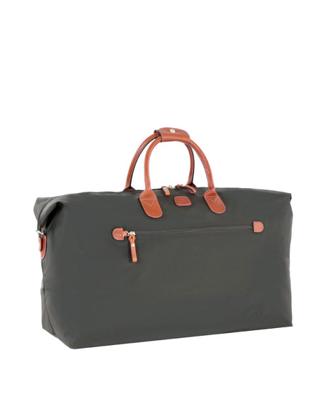 "Olive X-Bag 22"" Deluxe Duffel Luggage"
