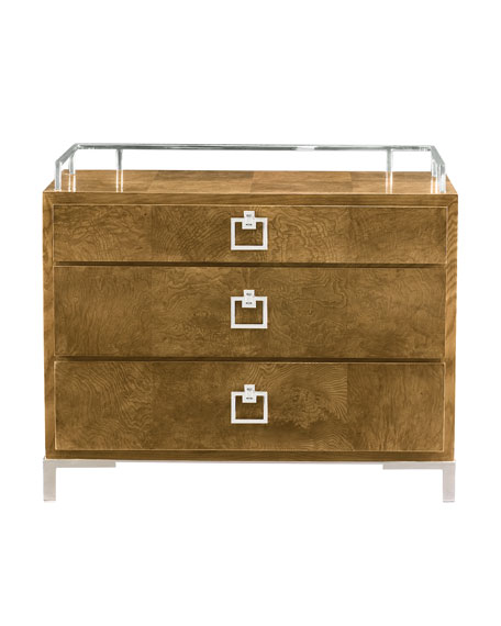 Bernhardt Sunset Key Bachelor's Chest