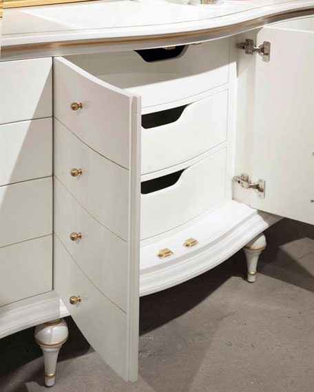 Cynthia Rowley Jewelry Organizer: Cynthia Rowley For Hooker Furniture Mystique Eight-Drawer