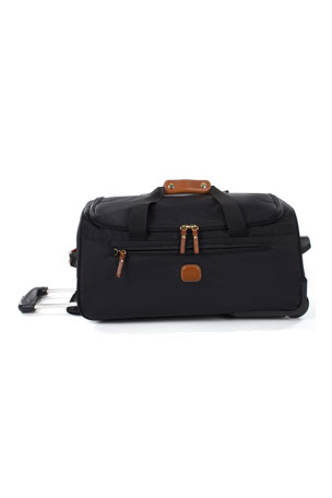 "Bric's X-Bag 21"" Carry-On Rolling Duffel Luggage"