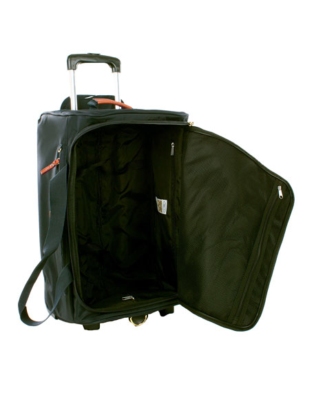 """Olive X-Bag 21"""" Carry-On Rolling Duffel"""
