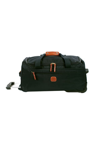 "Bric's Olive X-Bag 21"" Carry-On Rolling Duffel Luggage"