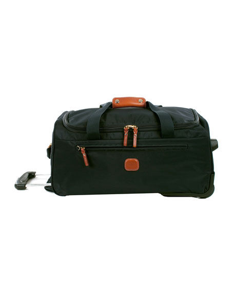 "Olive X-Bag 21"" Carry-On Rolling Duffel Luggage"